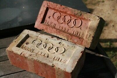 1956 Olympics Glen Iris Brick (x1).  You Choose the Best.  Collectibe History.
