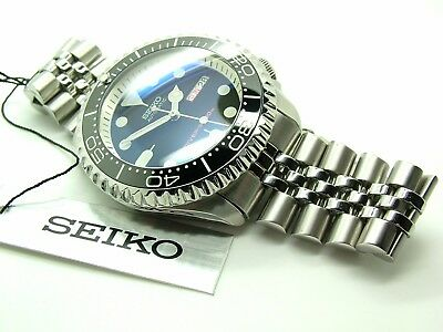 Seiko Diver's Automatic Submariner Modified Skx007 7S26 'Classic Deep Sea'