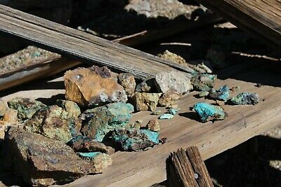 Gold Mine Nevada Mining Claim Tonopah Lode Copper Silver Adit Shafts Tailings