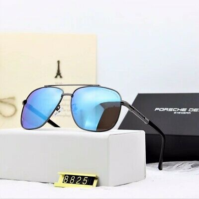 Porsche Sunglasses Fashion Designer Outdoor Sports Driving Retro Classic SP56
