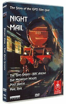 Night Mail - The GPO Story [DVD] - DVD  44VG The Cheap Fast Free Post