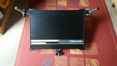 Free Delivery Matrix 3D Collapsible Side Tray Inc 2x Legs *Brand New 2018*
