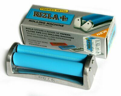 Rizla PREMIER METAL Rolling Machine FOR THE PERFECT ROLLING EXPERIENCE brand new
