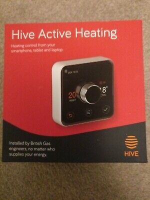 Hive 2 Active Heating Wireless Programmable Thermostat
