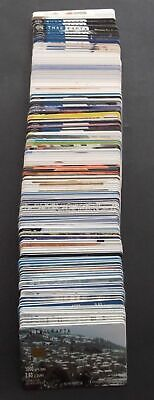 Greece Lot 152 Different Phonecards From 2002 Thematic: Puzzle,Museum,Art,Space