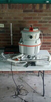 Kenmore Cleanmore Carpet Shampooer Extractor Canister Wet Dry Vacuum complete