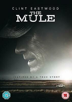 The Mule (DVD, 2019) Clint Eastwood Bradley Cooper - Superbly True Drama VGC!