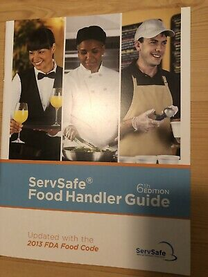 SERVSAFE 7TH EDITION With 2017 FDA Food Code Updates