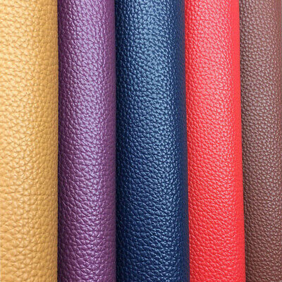 1pc Faux Leather 20*120CM Fabric For Sewing Bag/Clothing/Sofa/Car Material DIY