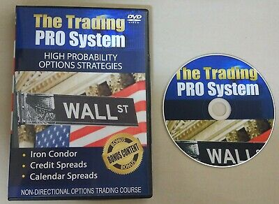 The Trading Pro Option System  High Probability Non Directional Options Strategy