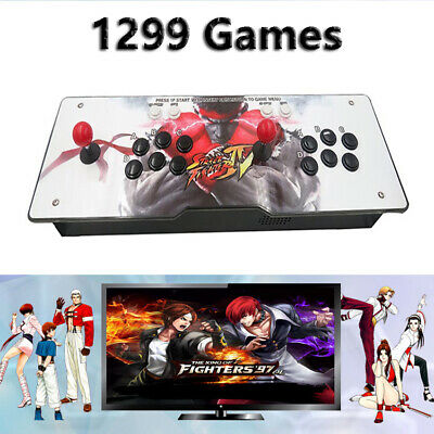 1299 in 1 Pandora's Box 5s Multiplayer Arcade Games Home Double Gamepad HDMI