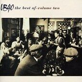 The Best Of Ub40 Vol 2 - Greatest Hits Cd - Kingston Town / Breakfast In Bed +