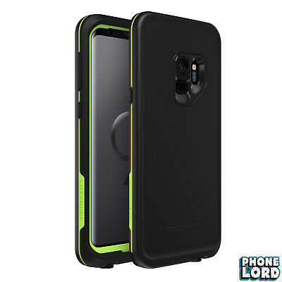 Genuine Lifeproof Fre case for Samsung Galaxy S9 GS9 Black IN STOCK
