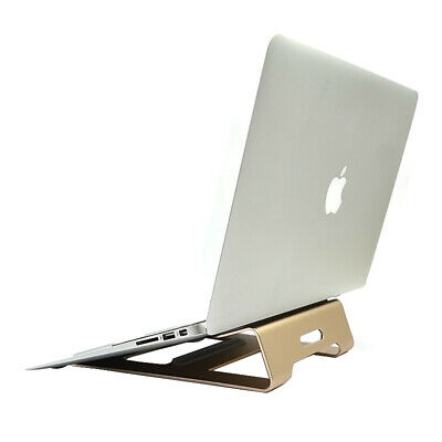 Premium di Supporto per Laptop Alluminio Solido Lega Custodia Macbook PC Samsung