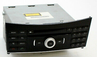ORIGINAL MERCEDES COMAND NTG4 W204 with monitor C class new firmware