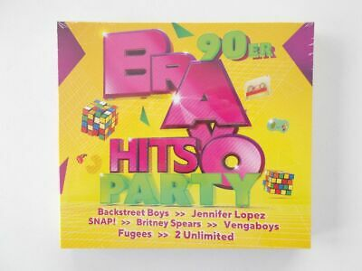 Bravo Hits Party-90er - 3 CDs Box-Set 2019 - NEU-OVP