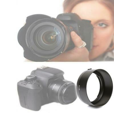 Bayonet Mount Lens Hood For Canon ES-68 EF 50mm f/1.8 STM Lens Camera L-HOODES68