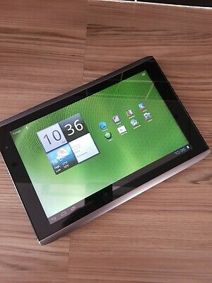 Acer Iconia Tab A500 32GB, Wi-Fi, 10.1in - Silver