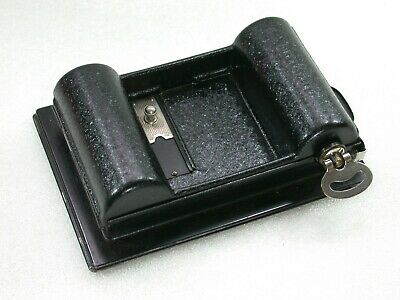 Vintage ROLLEX 120 Roll Film Adapter Back For 6x9 cm Negative