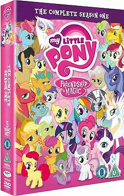 My Little Pony - Friendship Is Magic: Complete Season 1 - UK REGION 2 DVD