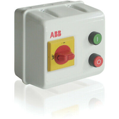 ABB DOL+ISO 7.5KW 230V Steel (no Overload)