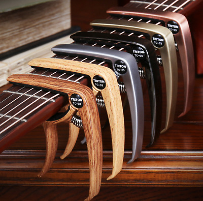 CAPO – For Acoustic, electric and classical guitars + banjo, bass BRN TC-03