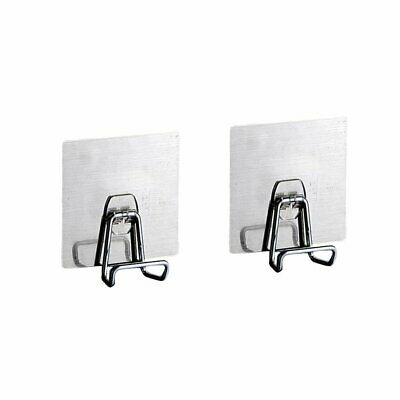 Cutting Board Holder/Rack/Hanger Hooks,Wall-Mounted,with Removable Adhesive,2Pcs