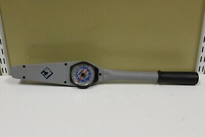 "Armstrong 64-402A Dial Torque Wrench 1/2""175ft/lbs"