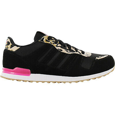 Details about adidas ZX 700 Womens Retro Sports Trainers Beige Pink Classic Shoes Snakeskin