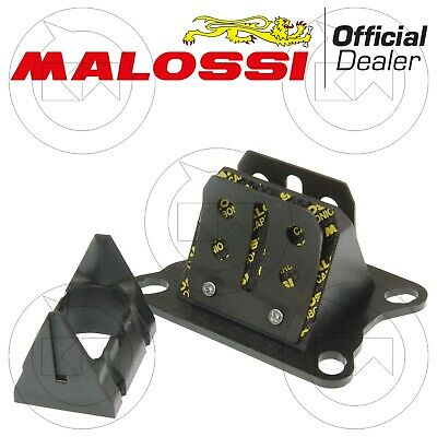 Malossi 274235C0 Valvola Lamellare Petali Carbonio Beta Enduro Rr Racing 50 Am6