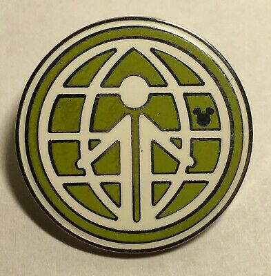 WORLD SHOWCASE Retro EPCOT 2018 Walt Disney World Hidden Mickey Pin #128515