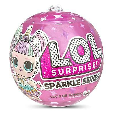 L.O.L. Surprise! - Sparkle Series Doll - Genuine LOL by MGA Entertainment