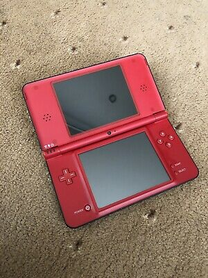 Nintendo DSi XL 25th Anniversary Super Mario Bros. Edition Red Handheld