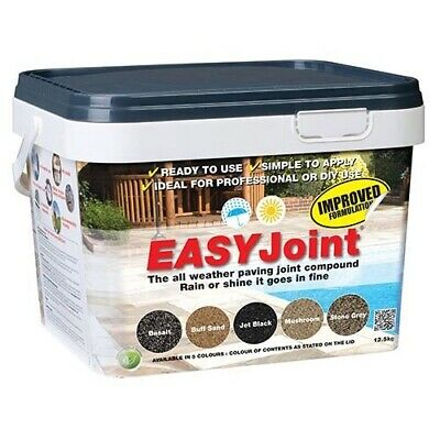 EasyJoint | Jointing Compound | Patio Pointing | Paving Mortar | Basalt Grout