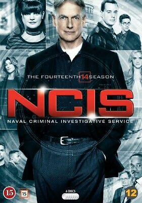 NCIS Season / Series 14 - Official Region 2 DVD Release - New and Sealed