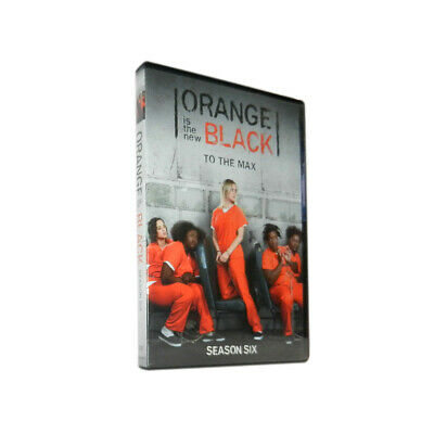 Orange Is The New Black Season 6 DVD Brand New & Sealed Postage UK Compatible