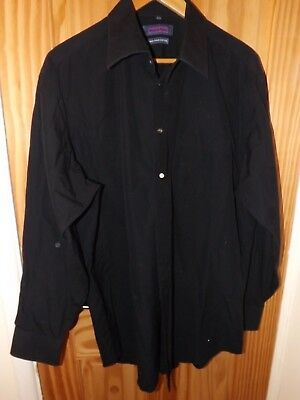 """Mens Shirt Austin Reed  Pure Two fold Cotton. 17.5 collar 48"""""""