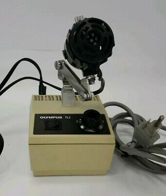 Olympus Optical TL2 Microscope Light Source