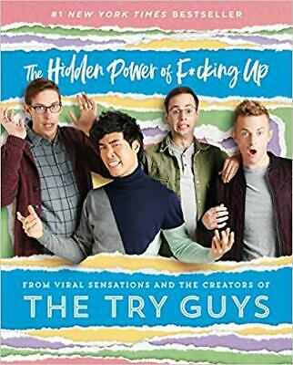 The Hidden Power of Fucking Up by The Try Guys(E-BooK,PDF,2019)⚡ Fast Delivery ⚡