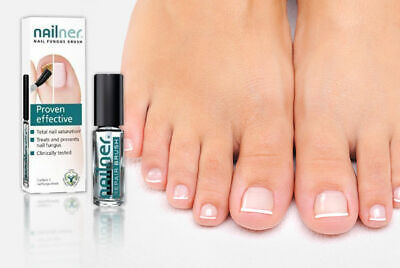 5ML Nailner Brush - Toe Fungal Nail Treatment - Proven Effective MultiSave