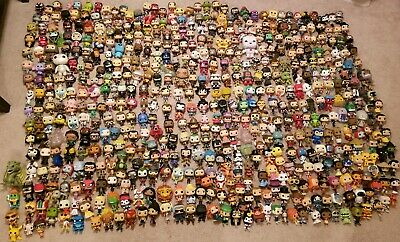 2 random loose Funko Pop! Mystery Lot EXCLUSIVES & Vaulted possible C