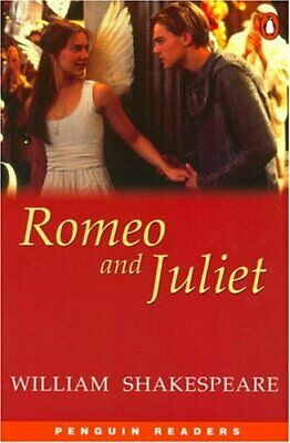 Romeo and Juliet (Penguin Readers (Graded R... by Shakespeare, William Paperback