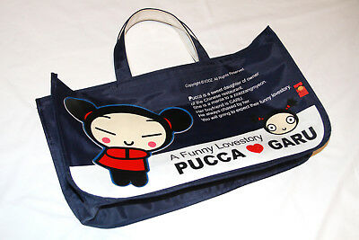 Pucca Garu Vooz Handbag Good Condition Japanese Anime Womens Fashion Cute Bag