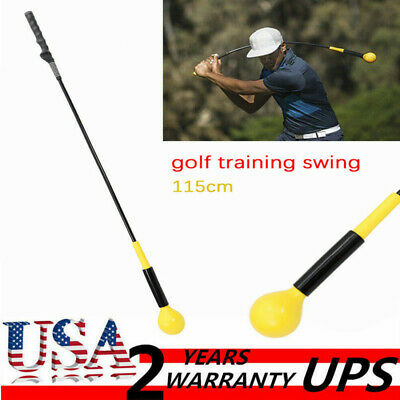 US Golf Whip Strength & Tempo Swing Trainer Training Aid Indoor Practice Power