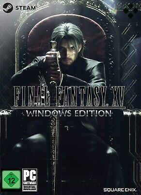 FINAL FANTASY XV 15 Windows Edition Steam key PC Region Free