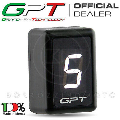 Contamarce Gpt Gi 1001 Indicatore Marcia Triumph Speed Street Triple Daytona
