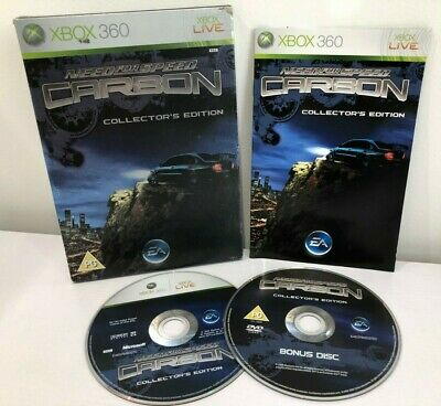 Xbox 360 - Need for Speed: Carbon Collectors Edition (2 Discs) UK Stock