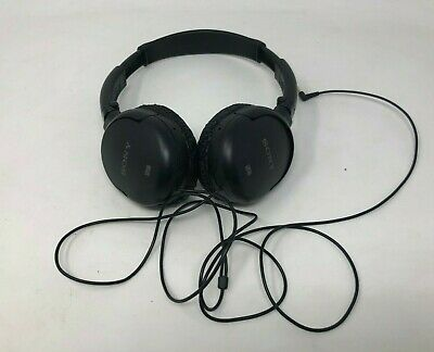 Sony MDR-NC8 Noise Cancelling Headphones - Black