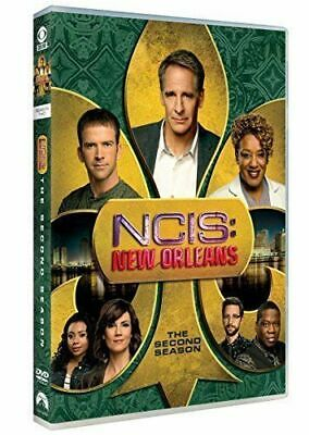 NCIS New Orleans Season 2 Complete Second TV Series DVD Box Set Collection New