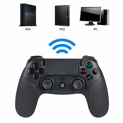 Wireless Bluetooth Dualshock Gamepad Controller Joystick For PlayStation4 PS4 PC